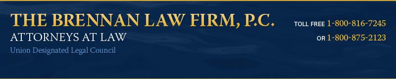 Brennan Law Firm, P.C. – Specializing in FELA Law